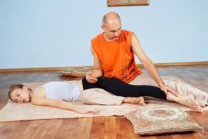 Beentechniek-Thaise Massages